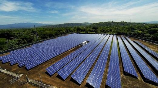 dự án thi công lắp ráp hệ thống năng lượng mặt trời