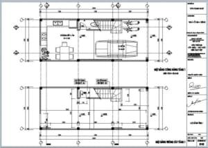 hướng dẫn đọc bản vẽ xây dựng dân dụng